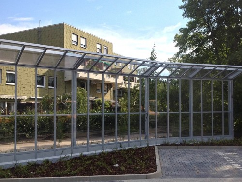 Lärmschutzwand, 33609 Bielefeld