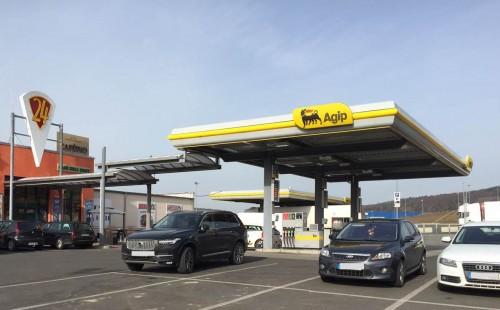 Tankstelle Oppin 1
