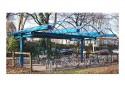 Fahrradüberdachung Parkbad Gelderland, Geldern