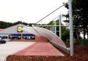 Lärmschutzwände Lidl-Markt, Gelsenkirchen