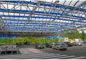Parkplatzüberdachung C+C Großmarkt