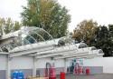 Sanierung der Überdachung Sauerplätze