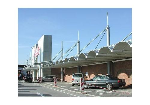 Parkplatzüberdachung GLOBUS, Bonn-Beuel