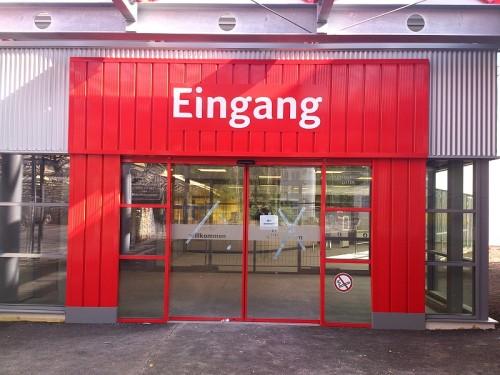Eingangsportal, 10315 Berlin - Lichtenberg