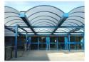 Pausenhofüberdachung Städtische Realschule
