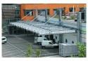 Parkplatzüberdachung Sanacorp AG Niederlassung